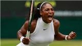Serena Williams tự tin khoe bụng bầu, hy vọng con nối nghiệp tennis