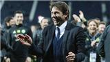 Tại sao Conte lại quyết tâm học bằng được tiếng Anh?