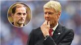 Fan Arsenal bối rối khi ước Tuchel nhưng được Wenger