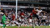 Tottenham 2–1 Man United: 'Gà trống' chia tay White Hart Lane trong ngọt ngào