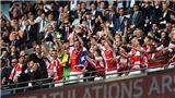 CẬP NHẬT tin sáng 28/5: Arsenal giành FA Cup lần thứ 13. Barca chia tay Luis Enrique trong ngọt ngào