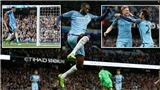Man City 3-1 West Brom: De Bruyne, Jesus tỏa sáng, Man City cầm chắc vé vào Top 4