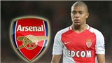 CĐV Arsenal không tin đội bóng hỏi mua Mbappe 100 triệu euro