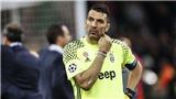 Buffon: 'Tôi không hiểu tại sao Juve lại đá như vậy trong hiệp 2'