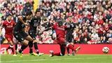 Video clip highlights bàn thắng trận Liverpool 1-0 Crystal Palace