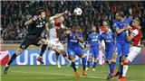 Trong lịch sử đối đầu, Monaco không có 'cửa' trước Juventus
