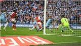Arsenal 2–1 Man City: Pháo thủ ngược dòng trước Man City, hẹn Chelsea ở trận chung kết FA Cup