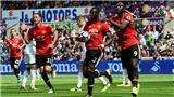 Xem trực tiếp Swansea 0–1 Man United (Hiệp 2): Quỷ đỏ lầm lì
