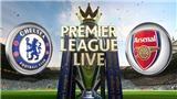 David Luiz nhận thẻ đỏ, Chelsea hòa khó khăn với Arsenal