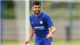 Nếu Aguero gia nhập Chelsea, CĐV Man United vui, CĐV Arsenal bực còn Diego Costa thì tiếc