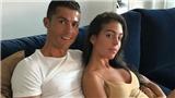 Cristiano Ronaldo xác nhận bạn gái mang bầu 5 tháng sau 8 tháng quen nhau