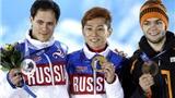 Khi 'lính lê dương' là người hùng của Nga ở Olympic Sochi 2014