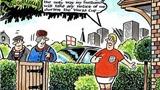World Cup qua biếm họa