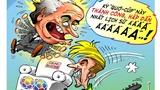 Góc biếm họa World Cup: Neymar phản đối Chủ tịch FIFA