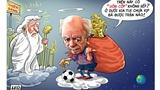 Góc biếm họa World Cup: Di Stefano, huyền thoại không World Cup