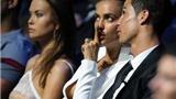 Ronaldo rủ bạn gái đi ăn tối để mừng hat-trick