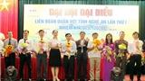 Ông Huỳnh Thanh Điền được bầu làm Chủ tịch Liên đoàn quần vợt Nghệ An