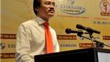 Ông Võ Quốc Thắng, Chủ tịch HĐQT VPF: 'Nếu Cà Mau tham gia, Bình Định sẽ không được lên hạng'