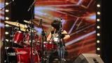 VIDEO: Cậu bé đánh trống khiến Huy Tuấn 'phát cuồng'; Trấn Thành khen 'hay nhất Got Talent'