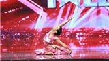 Chàng trai Ấn Độ khoe khả năng uốn dẻo tại Got Talent