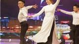 VIDEO: Trấn Thành hạnh phúc nghe Hari Won hát tại Got Talent