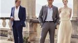 'Người tiếp quản' vai điệp viên 007 Tom Hiddleston: Tôi cá là Daniel Craig sẽ tiếp tục vào vai Bond