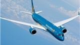 Các tay golf PGA Tour sửng sốt vì máy bay của Vietnam Airlines bay lượn ngay trên đầu