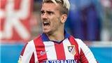 Man United, Chelsea thèm muốn Griezmann của Atletico Madrid