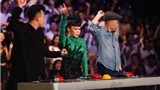 Giám khảo Got Talent  'quẩy' hết cỡ với 'quái vật đáng yêu' Phong Hải