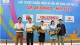 Giải Tennis Doanh nhân Hà Nội lần thứ 3 thành công tốt đẹp