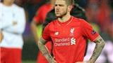 Moreno bị huyền thoại chỉ trích, bị 'đổi CLB' trên Wikipedia sau thất bại của Liverpool