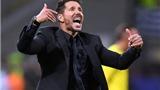 Diego Simeone cân nhắc tương lai sau thất bại trước Real Madrid