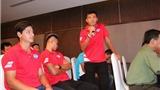 Lý Hoàng Nam đặt mục tiêu vô địch giải Men's Future ở Việt Nam