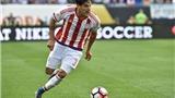 AC Milan chiêu mộ thành công trung vệ Paraguay