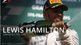 F1 sau 13 chặng: Vô địch chưa chắc đã hay nhất
