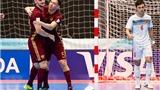 VIDEO Việt Nam 0-7 Nga: Việt Nam rời cuộc chơi World Cup
