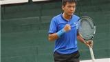 Hoàng Nam thắng sốc trước nhà đương kim vô địch F4 Futures