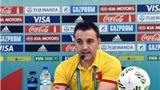 Bruno Garcia và hành trình cùng futsal Việt Nam