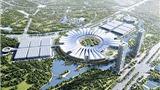 Khởi công Trung tâm Hội chợ Triển lãm lớn nhất châu Á thay thế Triển lãm Giảng Võ