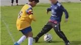 ĐẶC BIỆT: Juventus tuyển thẳng cầu thủ 10 tuổi qua... Youtube