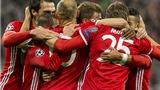 Robben đá phạt tinh quái, Kimmich lại ghi bàn, Bayern thắng dễ PSV