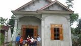Chung tay cùng dự án 'nhà chống lũ' giúp đỡ người dân vùng thiên tai