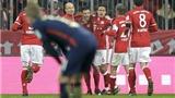 Bayern Munich 3-0 RB Leipzig: Dạy 'kẻ nổi loạn' bài học nhớ đời, Bayern vô địch lượt đi