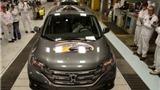 Honda đầu tư thêm hơn 370 triệu USD vào thị trường ôtô Canada