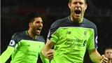 Mùa này, Liverpool bất bại trước các ứng viên vô địch