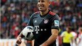 NÓNG: Robben gia hạn hợp đồng, Mueller chán nản khi bị bàn tán về tương lai