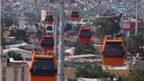 Vào trung tâm thành phố bằng cáp treo đô thị để chống ùn tắc giao thông