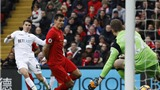 Juergen Klopp 'phát điên' vì hàng thủ Liverpool ở trận thua Swansea