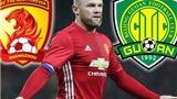 CHUYỂN NHƯỢNG ngày 24/1: Rooney bác bỏ tin đồn sang Trung Quốc. Arsenal muốn có nhà vô địch EURO