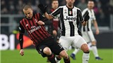Juventus 2-1 AC Milan: Chơi thiếu người, Milan cuối cùng đã thua Juve
